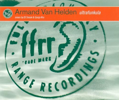 ARMAND VAN HELDEN - Ultrafunkula CD
