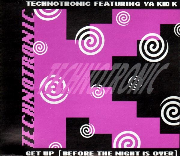 Get Up - TECHNOTRONIC