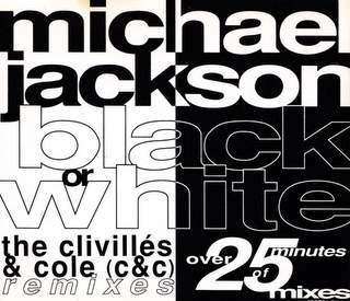 MICHAEL JACKSON - Black Or White CD