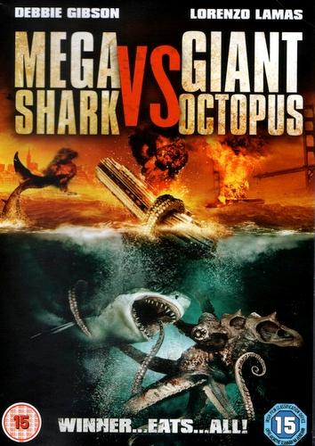 DEBBIE GIBSON - Mega Shark Vs Giant Octopus
