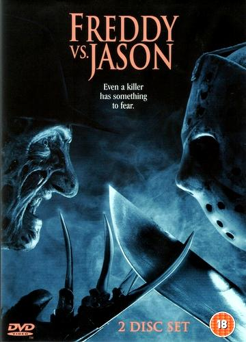 RONNY YU - FREDDY VS JASON - DVD x 2