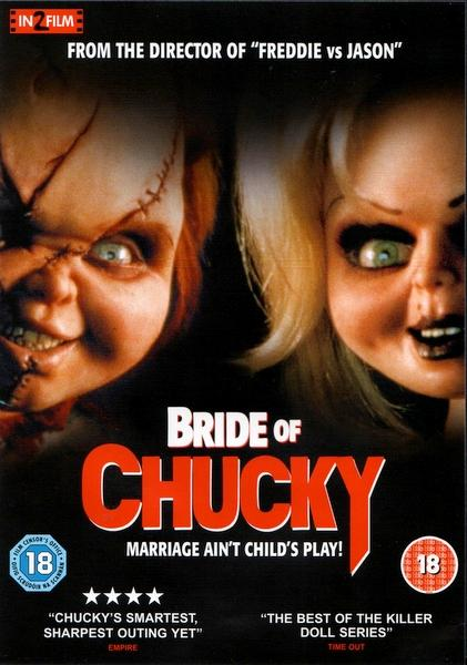RONNY YU - BRIDE OF CHUCKY - DVD
