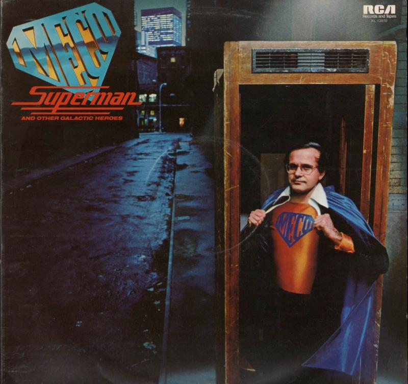 MECO - Superman & Other Galactic Heroes