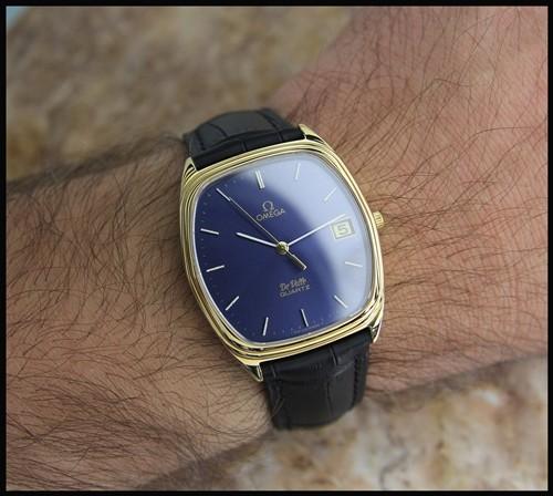 pin clock watch omega - photo #35