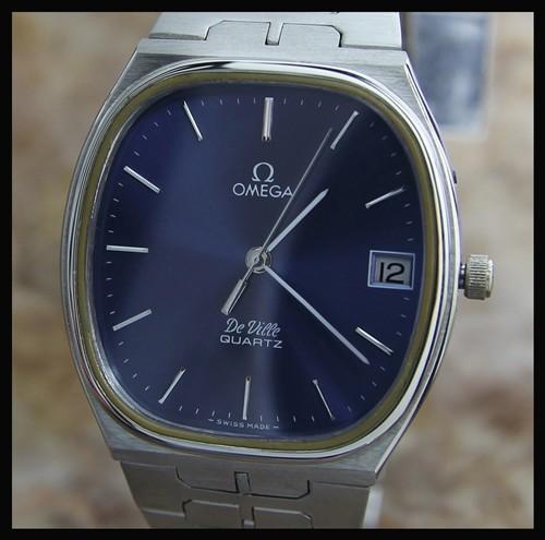pin clock watch omega - photo #46
