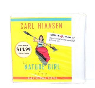 Nature Girl by Carl Hiaasen (2006, Hardcover)
