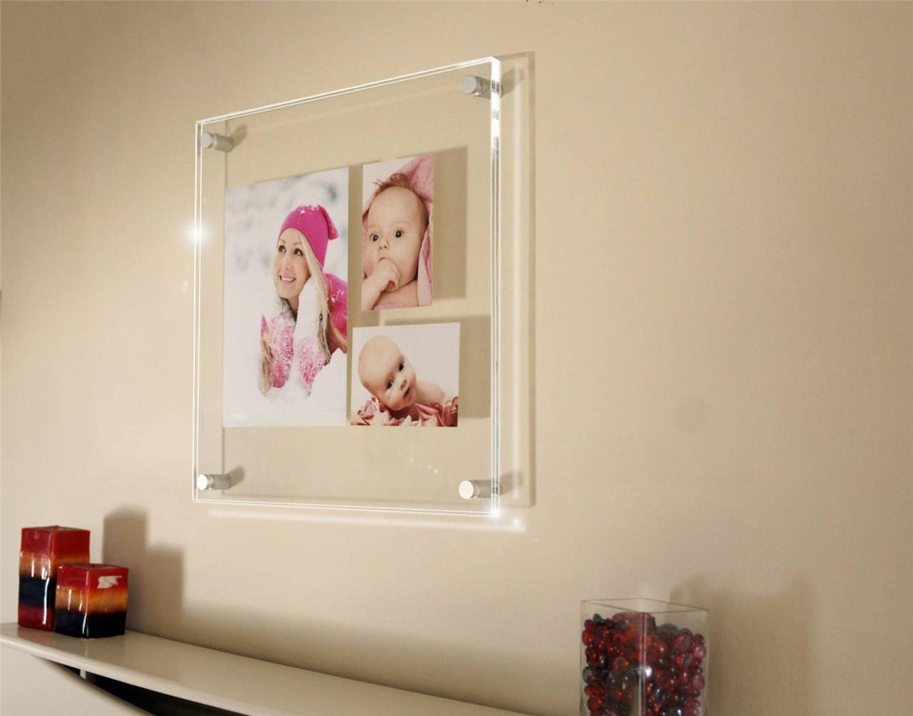 Acrylic multi photo frame A Beautiful Mess Photo App - A Beautiful Mess