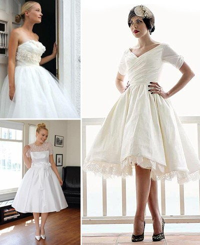 The 50s style wedding blog dolly couture 50s style for 50s inspired wedding dress