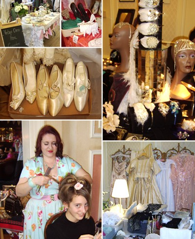 The Vintage Wedding Fair