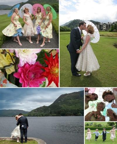 Wedding | Wedding Ideas: Sarah and Jason\'s 50s Style Wedding