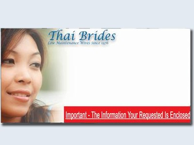 Bride Prank Envelope Thai 78