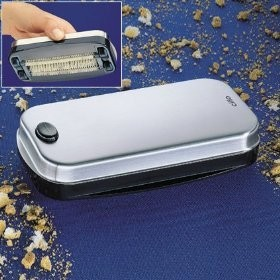 Cilio Stainless Steel Table & Counter Crumb Sweeper