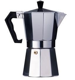 Emporio 6 Cup Stovetop Espresso Coffee Maker by Epoca