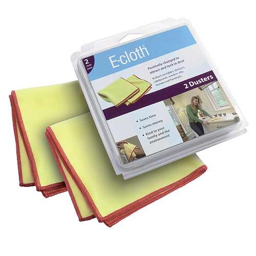 E Cloth Dusters Eco Friendly Dusting Cloths 2 Pack