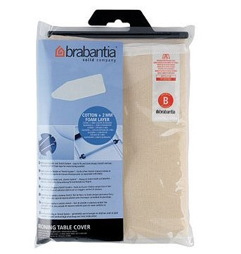 Brabantia Ecru Size B Ironing Board Cover 49& 34 x 15& 34