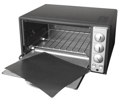 Countertop Oven Made In Usa : Details about Chefs Planet Nonstick Toaster Oven Liner - 11