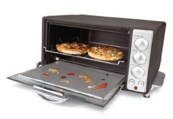 Countertop Oven Made In Usa : ... about Chefs Planet Nonstick Countertop Oven Liner - 13.125