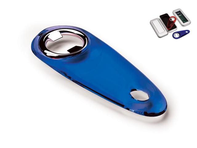 legnoart t open blue bottle cap opener metal gift box ebay. Black Bedroom Furniture Sets. Home Design Ideas