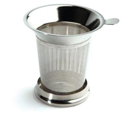 frieling large stainless steel tea infuser steeper with