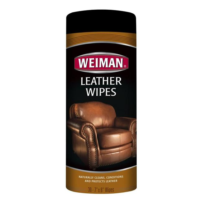 weiman leather conditioning cleaner wipes ebay. Black Bedroom Furniture Sets. Home Design Ideas
