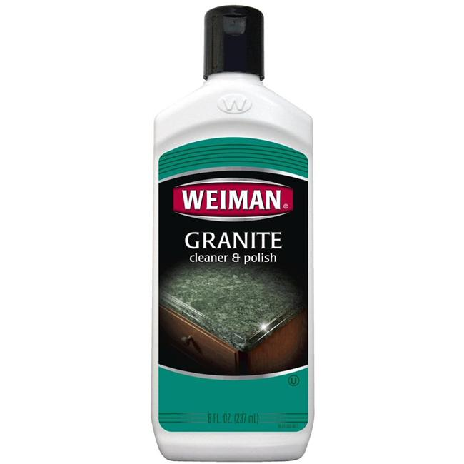Weiman Granite Marble Solid Surface Countertop Cleaner