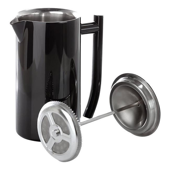 Frieling Black Mirror Finish Stainless Steel French Press Coffee Maker - 23 oz eBay