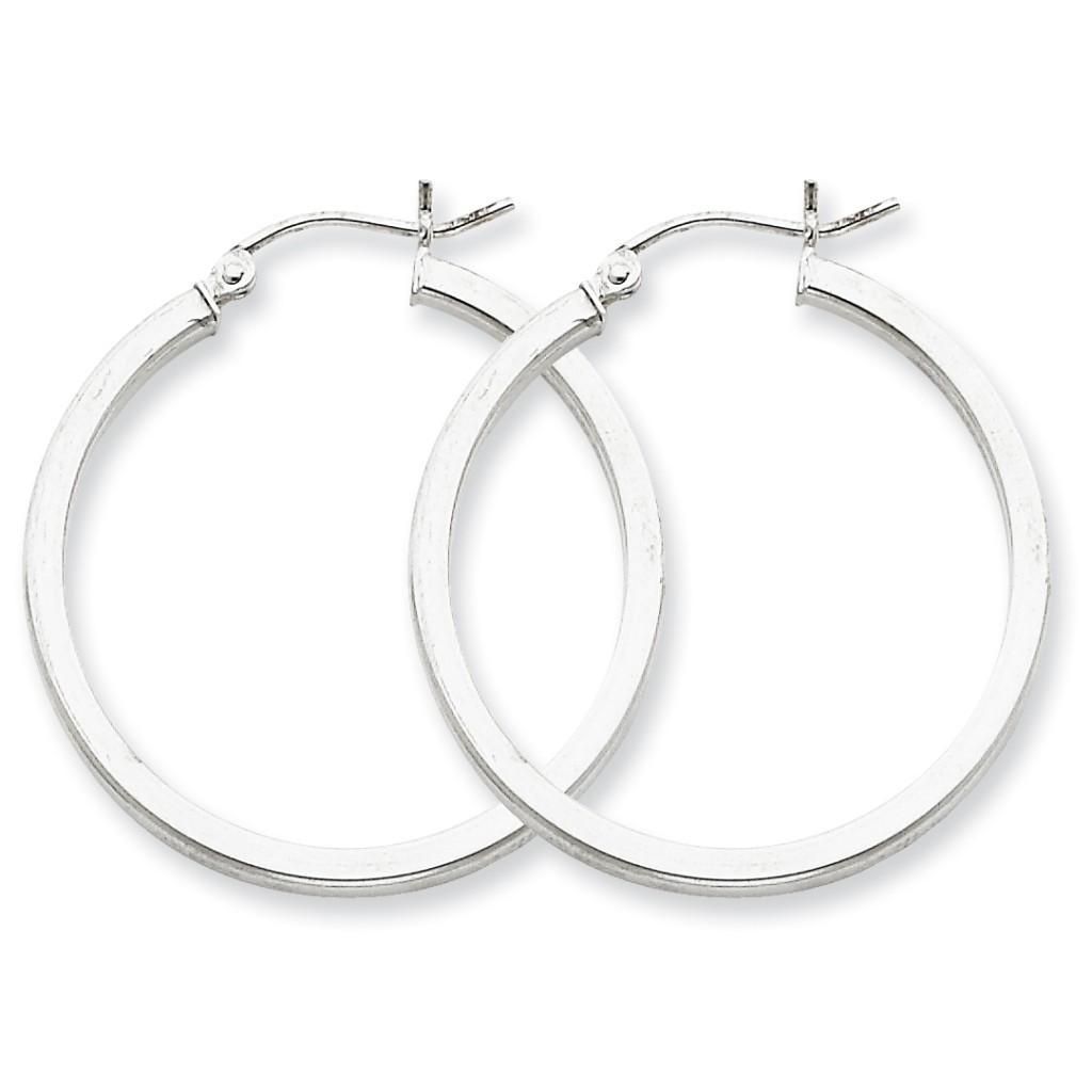 Silver earrings for ladies only - ladies earrings