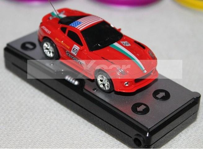 Children Toy Mini Racer Remote Control Car Rechargeable Micro Racing C163