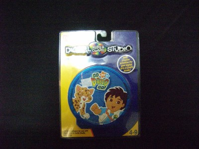 Go diego go pictures for Fisher price digital arts crafts studio