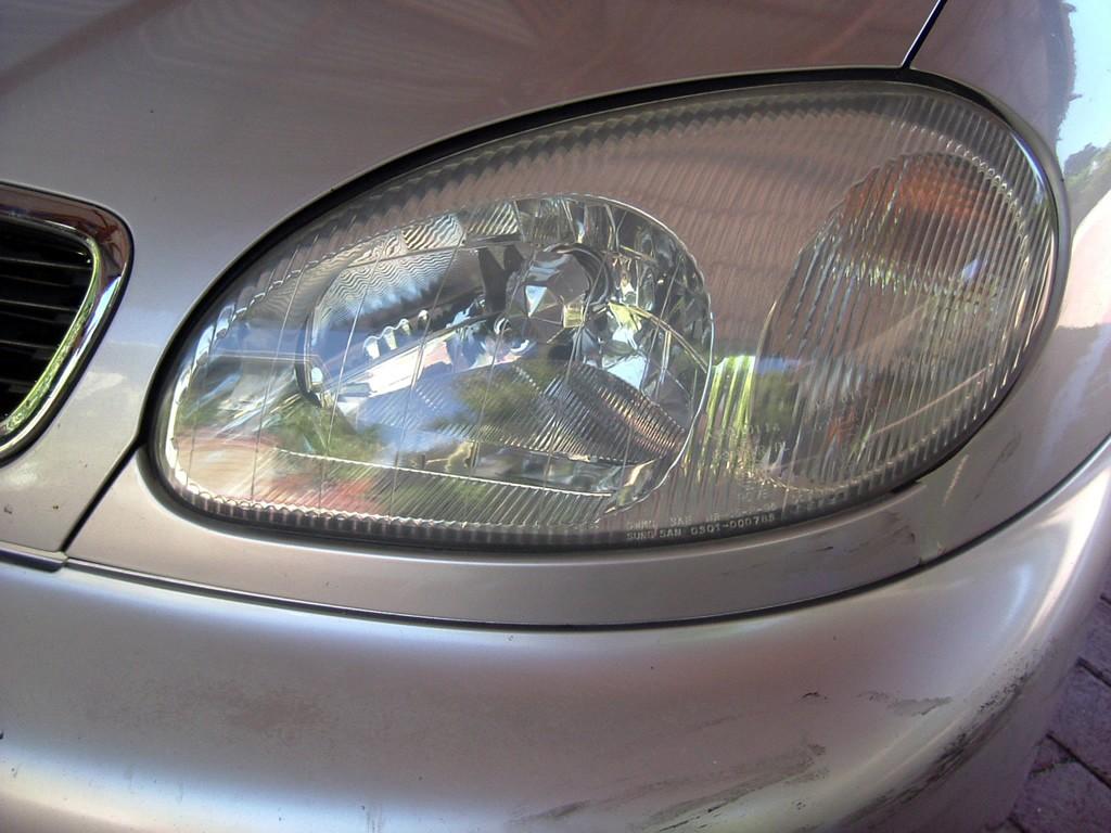 Antique Headlight Restoration : Glassylite headlight restoration protect new headlamps