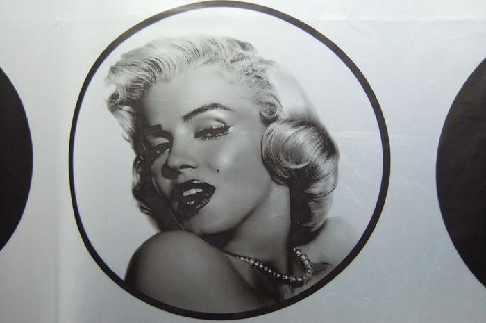 Classical Marilyn Monroe EVA Shower Curtain MM1510 | eBay