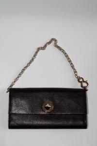 Kate Spade Brown Leather Clutch Wallet Bag