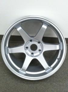 18 Miro 398 TE37 Style Wheels Rims Nissan 350Z 370Z Infiniti G35