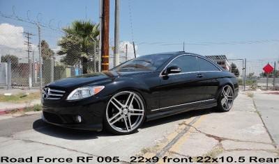 22 Mercedes AMG S63 Style Wheels Rims Fits W221 S550 S600 S63 C216