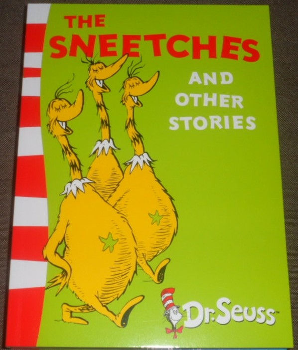 dr seuss the sneetches and other stories ebay. Black Bedroom Furniture Sets. Home Design Ideas