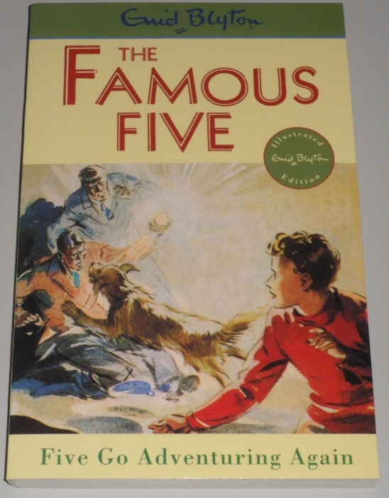The-Famous-Five-Book-2-Five-Go-Adventuring-Again-by-Enid-Blyton