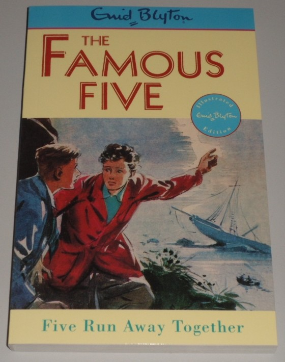 The-Famous-Five-Book-3-Five-Run-Away-Together-by-Enid-Blyton