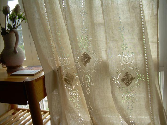 Cost Plus Shower Curtain White Lace Curtains