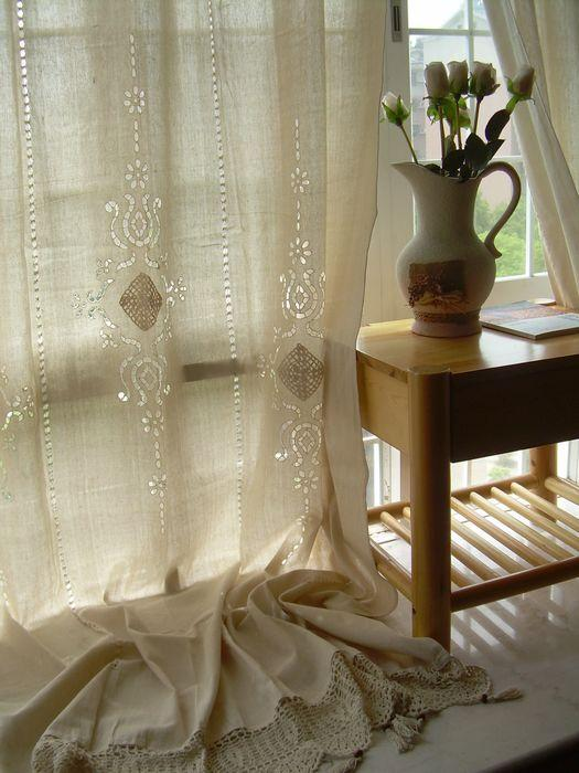 Cost Plus Shower Curtain Victorian Lace Curtains