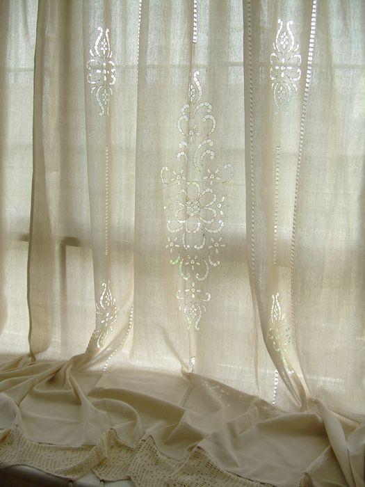 Cost Plus Shower Curtain European Lace Curtains