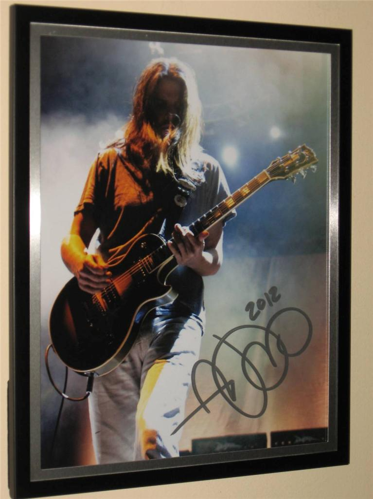 TOOL-2012-SIGNED-FRAMED-8-X-10-COLOUR-PHOTO-ADAM-JONES