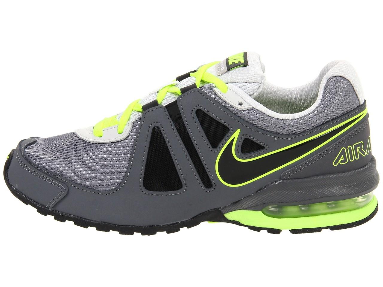Nike Mens Air Max Limitless Running Shoes Cool Grey/Black Dark Grey