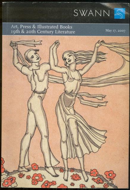 ART, PRESS & ILLUSTRATED BOOKS, 19TH & 20TH CENTURY LITERATURE, SALE 2114 MAY 17, 2007, Swann Galleries