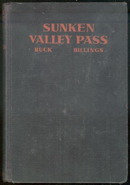 SUNKEN VALLEY PASS, Billings, Buck