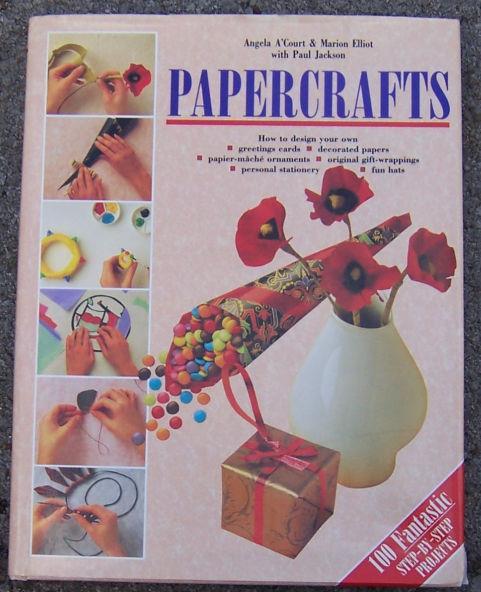 PAPERCRAFTS, A'Court, Angela