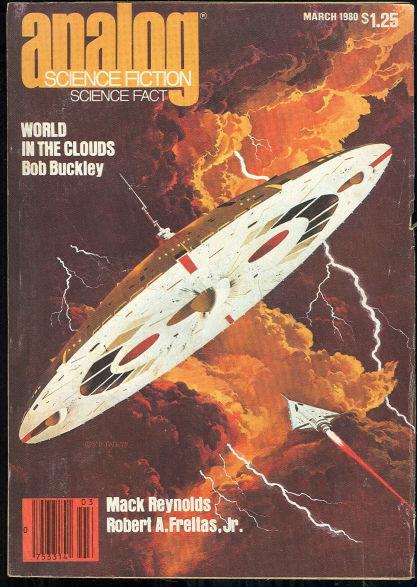 ANALOG, SCIENCE FICTION, SCIENCE FACT MAGAZINE MARCH 1980, Analog