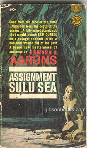 ASSIGNMENT SULA SEA, Aarons, Edward