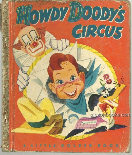 HOWDY DOODY'S CIRCUS, Kean, Edward