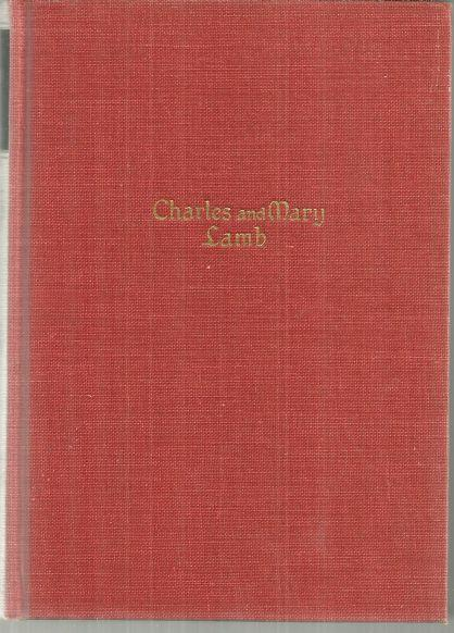 WORKS OF CHARLES AND MARY LAMB, Lamb, Charles