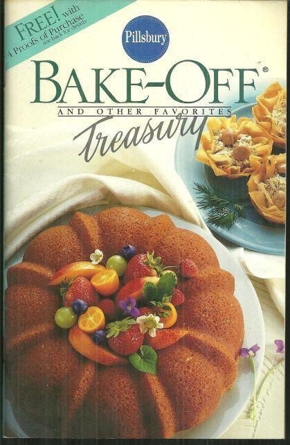 PILLSBURY'S BAKE OFF AND OTHER FAVORITES TREASURY, Pillsbury
